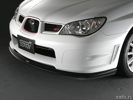Subaru Impreza WRX Sti C TYPE RA-R