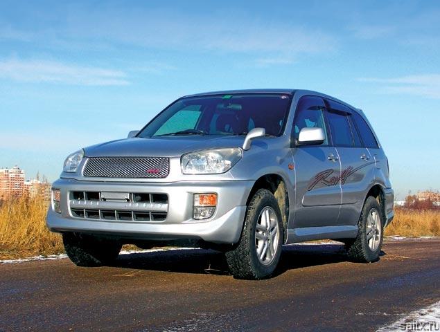 Тюнинг Toyota RAV4 - Первый Тюнинг Магазин запчасти